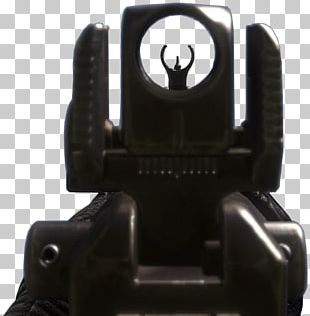 Call Of Duty: Ghosts CZ 805 BREN Iron Sights Telescopic Sight PNG