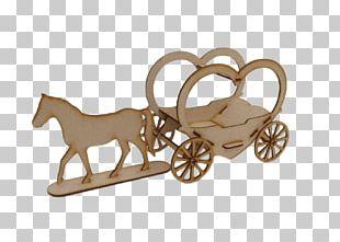 Horse Carriage Chariot Kjørehest Craft PNG