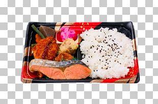 Bento Japanese Cuisine Makunouchi Seafood Ekiben PNG