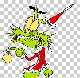 How The Grinch Stole Christmas! YouTube Animation PNG