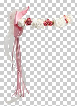 Flower Clothing Accessories Satin Ribbon Organza PNG