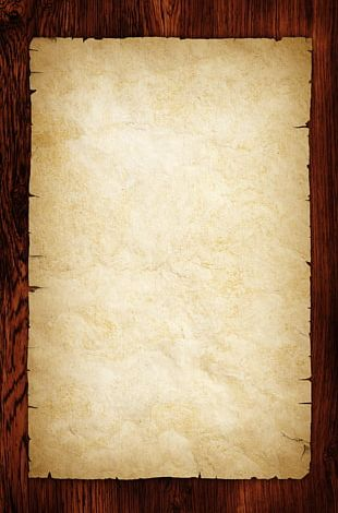 Paper Poster Texture PNG