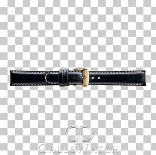 Belt Watch Strap Buckle PNG