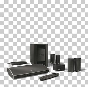 Home Theater Systems Loudspeaker Audio Bose Corporation 5.1 Surround Sound PNG