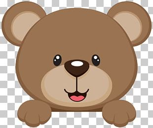Bear Baby Shower Infant Child PNG