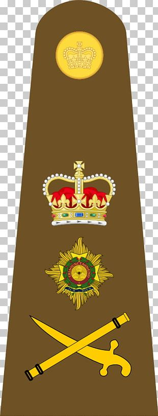 Lieutenant Colonel British Army Officer Rank Insignia British Armed Forces Military Rank PNG
