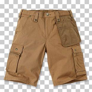 Carhartt T-shirt Shorts Workwear Pants PNG