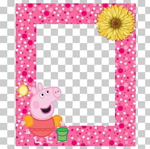 Frames Photography Birthday Party PNG