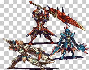 Monster Hunter Tri Final Fantasy VII Monster Hunter 3 Ultimate Final Fantasy IX PNG