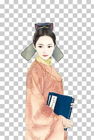 Woman Illustration PNG