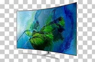 Quantum Dot Display 4K Resolution Samsung Ultra-high-definition Television PNG