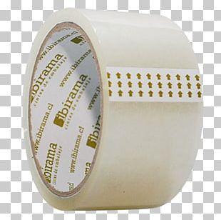 Box-sealing Tape Label PNG