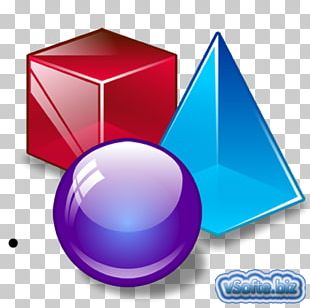 Geometric Shape Geometry Computer Icons Three-dimensional Space PNG