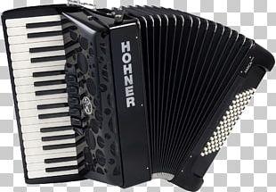 Piano Accordion Musical Instruments Hohner Bass Guitar PNG
