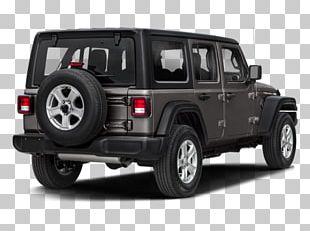 2018 Jeep Wrangler JK Unlimited Sahara Chrysler 2018 Jeep Wrangler Unlimited Sahara Car PNG