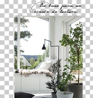 Scandinavia Window Interior Design Services Living Room House PNG