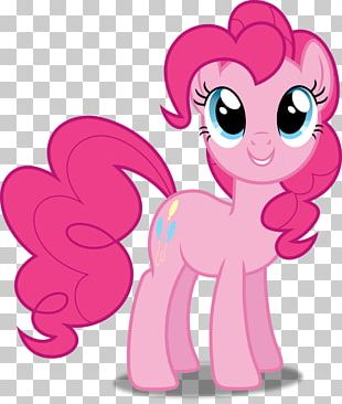 Pinkie Pie Applejack My Little Pony Rarity PNG