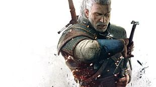 The Witcher 3: Wild Hunt Geralt Of Rivia PlayStation 4 Video Game PNG