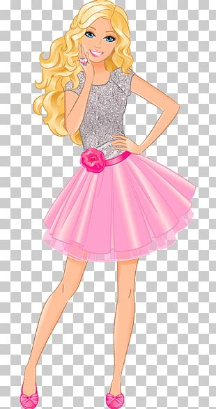 Barbie Doll Toy Fashion PNG