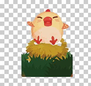 Chicken Cartoon Illustration PNG