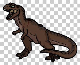 Velociraptor Tyrannosaurus Jurassic Park Fiction Dinosaur PNG