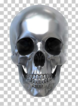 Human Skull Symbolism Metal Calavera PNG