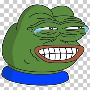 Pepe The Frog Sticker /pol/ LOL 4chan PNG
