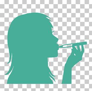 Microphone Silhouette Human Behavior PNG