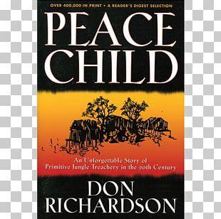 Peace Child Book 20th Century Narrative Teacher PNG
