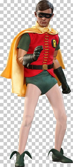 Robin Batman Burt Ward Action & Toy Figures Hot Toys Limited PNG