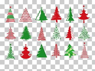 11++ Christmas Tree Vector