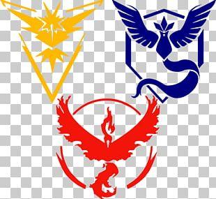 Pokémon GO Pokémon Red And Blue T-shirt Decal PNG