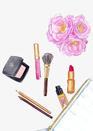 Drawing Cosmetics PNG