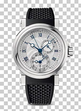 Breguet Watch Marine Chronometer Chronograph Retail PNG