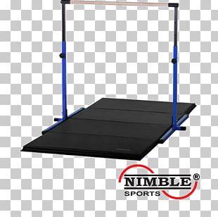 Mat Gymnastics Balance Beam Nimble Sports Tumbling PNG