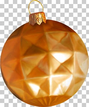 Christmas Ornament Lossless Compression PNG