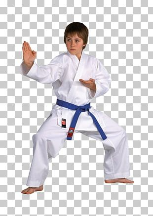 Karate Gi Martial Arts Judogi Dobok PNG