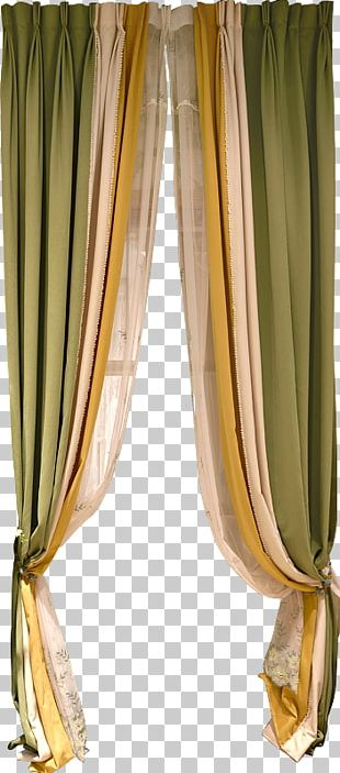 Curtain Window Bedroom PNG