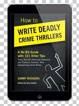 Fiction Writing Crime Fiction Murder Death PNG