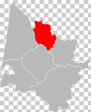 Landes Communauté De Communes Du Sud Gironde Gaskoiniako Landak Map Communauté De Communes De La Haute Lande PNG