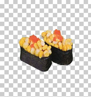 California Roll Sushi Japanese Cuisine Roe PNG