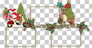 Christmas Tree Christmas Ornament Holiday Reindeer PNG