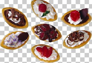 Petit Four Food Sponge Cake Dessert PNG