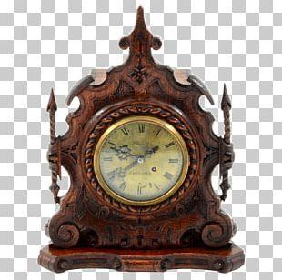 Solvang Antiques Bracket Clock PNG