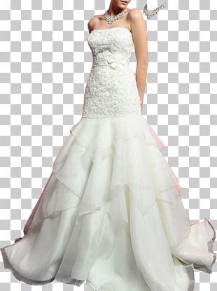 Wedding Dress Bride Wedding Cake Wedding Invitation PNG