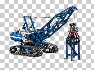 Lego Technic 42042 Crawler Crane Amazon.com The Lego Group PNG