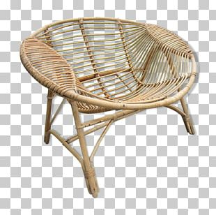 Furniture Table Rotin Design Chair PNG