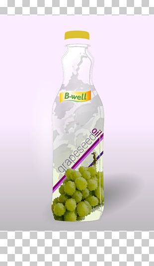 Glass Bottle Liquid Water PNG
