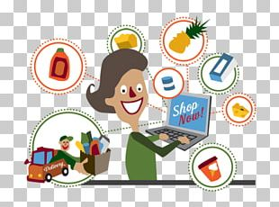 Grocery Store Shopping Product Online Grocer Supermarket PNG