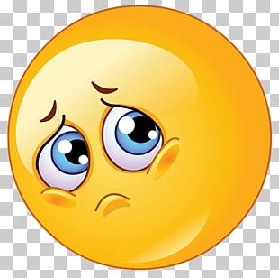 Smiley Emoticon Sadness Animation PNG